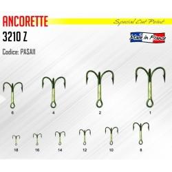 Ancoretta 3210Z - Cannelle