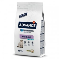 Advance Hairball sterilized...