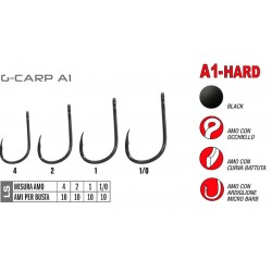 Gamakatsu A1 Carp