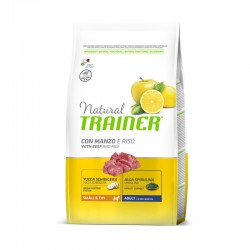 Natural Trainer Manzo e...