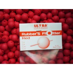 Rubber'S Flotter Red...